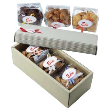 贈答用クッキー(3個入り):1000円(税込)