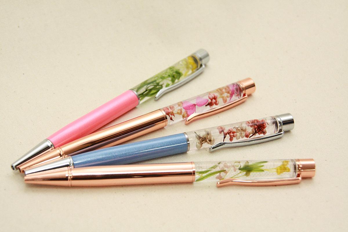 ハーバリウムボールペン:700円