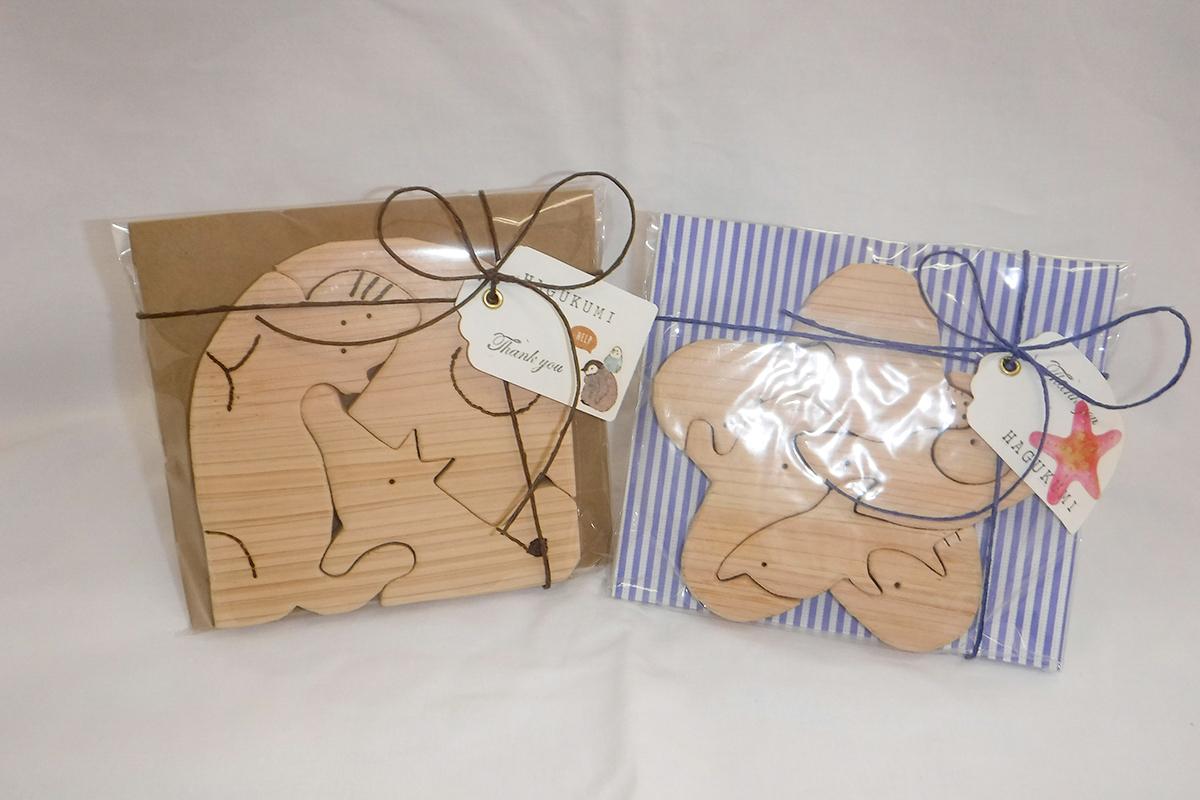 木工製品・マグネット:400円~900円