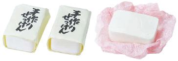 石鹸: 150円(税込) 【容量】    150g程度